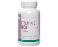 Universal Vitamin E 1000 IU 50softgels