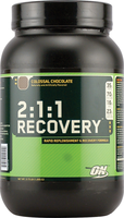 Optimum Nutrition 2:1:1 Recovery 1695g