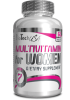 BioTech USA Multivitamin for Women 60t