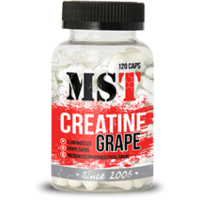 MST Creatine grape 120 caps