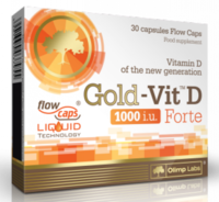 Olimp Gold Vit-D Forte 30caps.