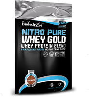 BioTech USA Nitro Pure Whey Gold 2200g