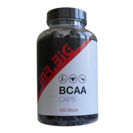 Mr Big BCAA Caps 120 caps