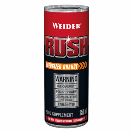Weider Rush Rtd BCAA 250ml