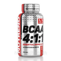 Nutrend 4:1:1 BCAA 100t