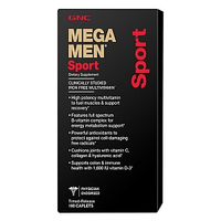 GNC Mega Men Sport 90caps