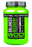 Scitec Nutrition WOD Crusher Balanced Recovery 2100g