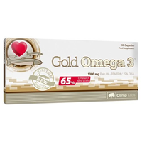 Olimp Gold Omega3 65% 60 caps