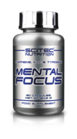 Scitec Nutrition Mental Focus 90 caps