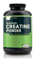 Optimum Nutrition Creatine Powder (Creapure) 600g