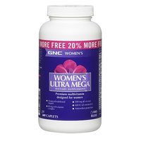 GNC Womens Ultra Mega Active 90caps