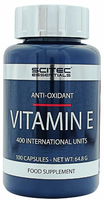 Scitec Nutrition Vitamin E 100к