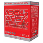 Scitec Nutrition 100% Whey Protein Professional 60 sachet