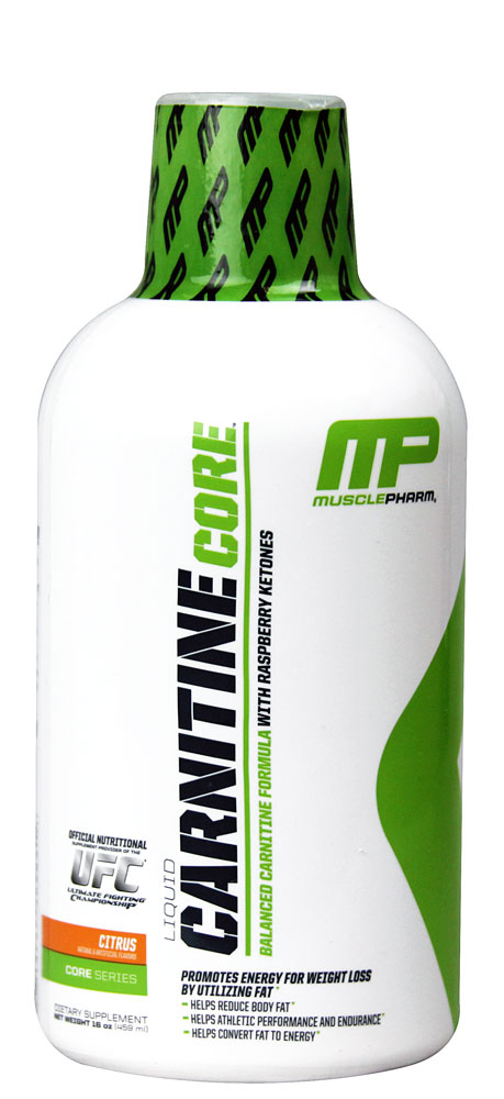 Musclepharm carnitine